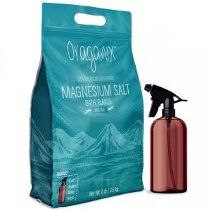 Magnesium Salt Bath Flakes